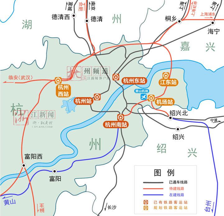 杭州新增6条高铁(3)_www.robertskyLer.com